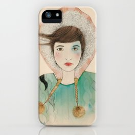 Groenlandia. iPhone Case