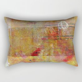 pattern | the eye Rectangular Pillow
