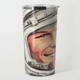 Yuri Gagarin Travel Mug