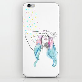 Oh yeah, reality bites iPhone Skin