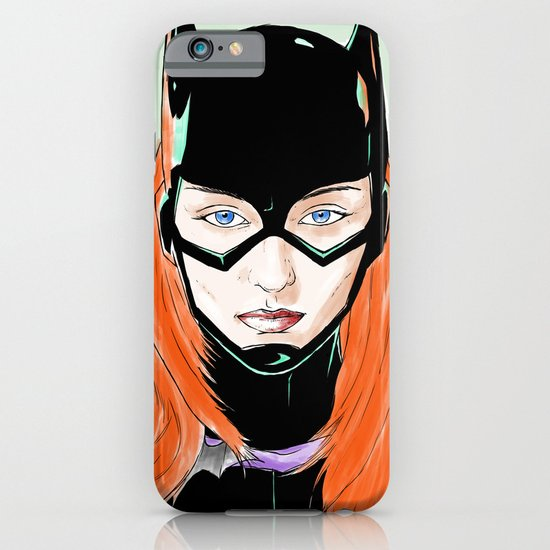 Batgirl iPhone & iPod Case