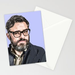 Jemaine Clement 4 Stationery Cards