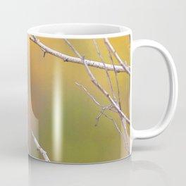 Watercolor Bird, Kingfisher 01, Estes Park, Colorado, Autumn Stunner Coffee Mug