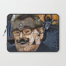 Psychoactive Bear 1 Laptop Sleeve
