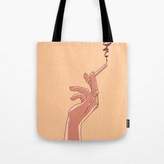 Woman Tote Bag