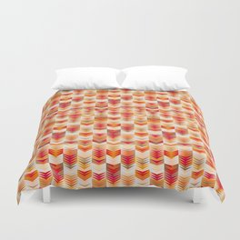 Chevron Warm Duvet Cover