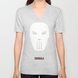 Casey Jones - Goongala Unisex V-Neck