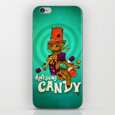 Awesome candy iPhone & iPod Skin