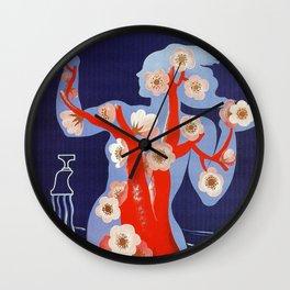 Levico Terme Trentino Wall Clock