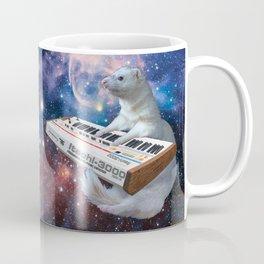 Space Ferret Coffee Mug