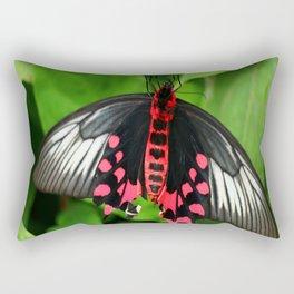 Batwing  Butterfly Rectangular Pillow