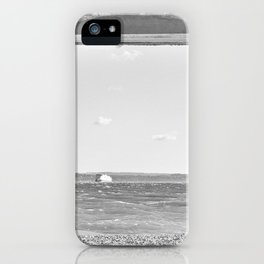 Isle of Wight. iPhone Case