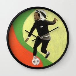 B. Marley - playing Wall Clock