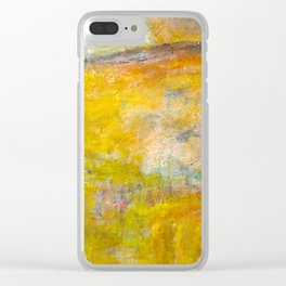 Before Clarity Clear iPhone Case