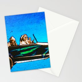 Bonnie, Clyde, & Family Stationery Cards