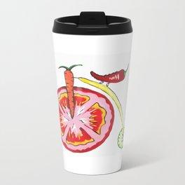 Veggie Bike Travel Mug