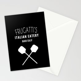 FRUGATTI'S CALIF Stationery Cards