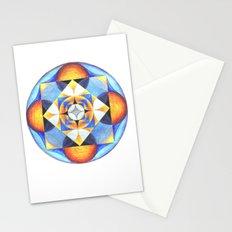 Solar Kaleidoscope (ANALOG zine) Stationery Cards