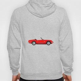 Old Sports Car Hoody