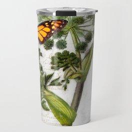 Angelica Herb Botanical Travel Mug