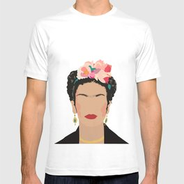 Frida Kahlo Portrait T-shirt