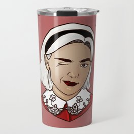 The Chilling Adventures of Sabrina Travel Mug