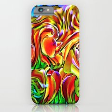 Twisted Tulips iPhone 6s Slim Case