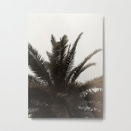 Tropical Jungle Vibes Metal Print