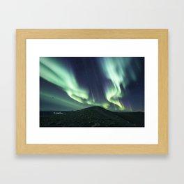 Aurora Borealis 5 Framed Art Print