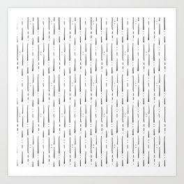 Stripe  Art Print