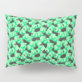 Gelatinous Cube Craze Pillow Sham