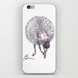 Dryad's tutu, Royal Ballet iPhone Skin