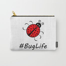 #BugLife (Ladybug) Carry-All Pouch