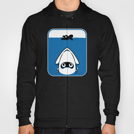 The Great White Blooper Hoody