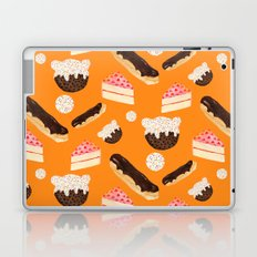 sweet things (on orange) Laptop & iPad Skin