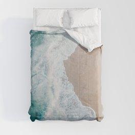 Ocean Mint Comforters