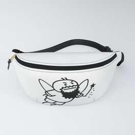 Powerlifting Fairy Fanny Pack
