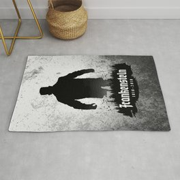 Frankenstein 1818-2018 - 200th Anniversary Rug