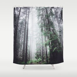 I Always Knew Shower Curtain