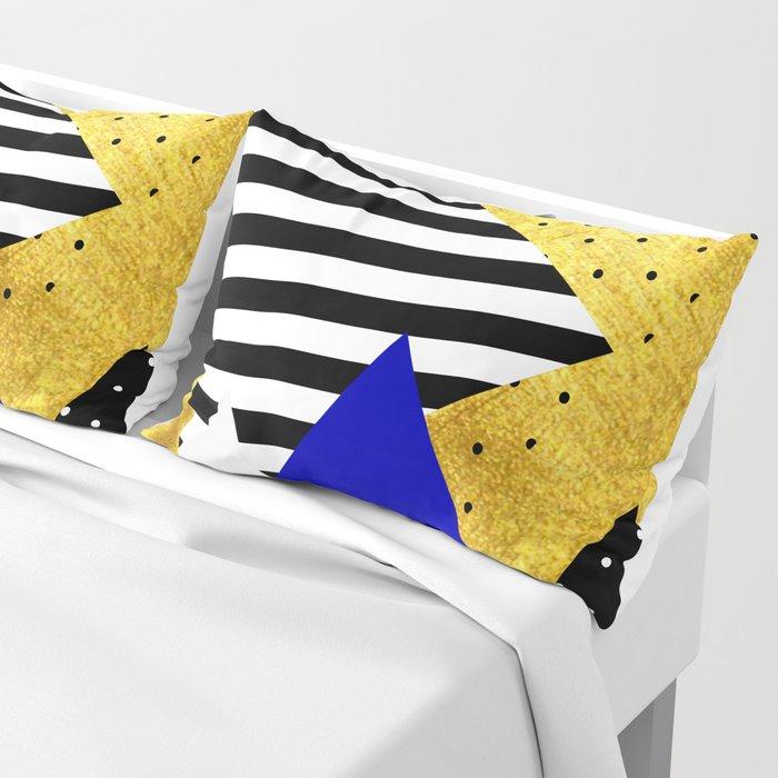 fall abstraction #3 Pillow Sham