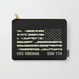 USS Virginia Carry-All Pouch