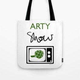 """Jeux de MO-"" ARTY-SHOW Tote Bag"