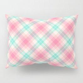 Summer Plaid 2 Pillow Sham
