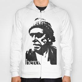 Charles Bukowski - hero. Hoody