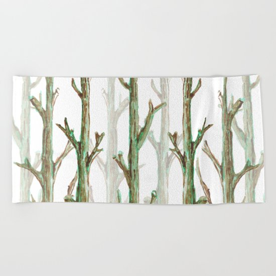 New Forest Beach Towel