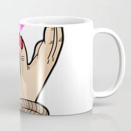 KINK POSITIVE BDSM Bondage Ropes Submissive Slave Coffee Mug