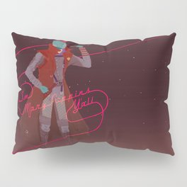 #1 Space Dad Pillow Sham
