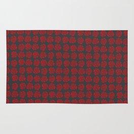 Roses pattern III Rug