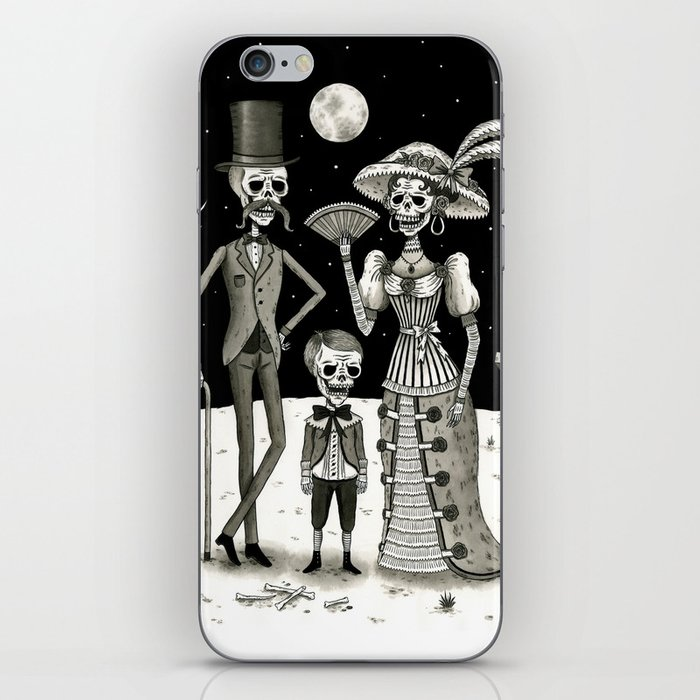 Family Portrait of the Passed iPhone Skin