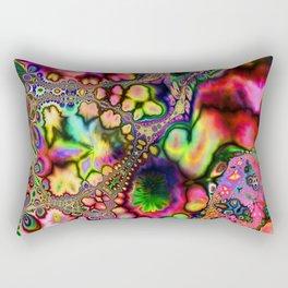 Acid Plasmosis Rectangular Pillow